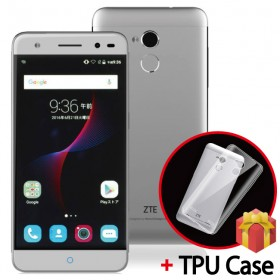 Smartphone ZTE Blade V7 Lite Dual *With TPU Case* - Factory Unlocked