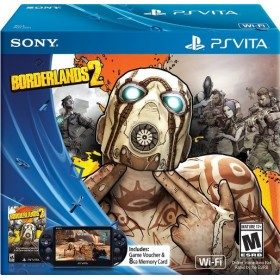 SONY PlayStation Vita *Borderlands 2 - Limited Edition* (USA)