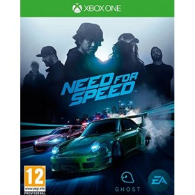 Need for Speed *Standard Edition* - Xbox One (USA)