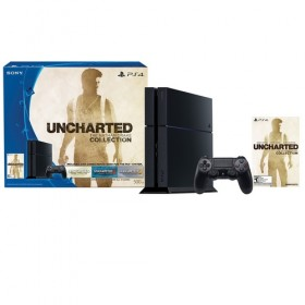 SONY PlayStation 4 500GB *Uncharted: The Nathan Drake Collection Bundle (Digital Download Code)* (USA)