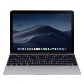 Notebook - Apple MacBook Retina 12 *Mid 2017* (Intel Core m3 / 8GB / 256GB SSD) - Space Gray