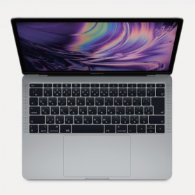 Notebook - Apple MacBook Pro Retina 13.3 *Mid 2017* (Intel Core i5 / 8GB / 128GB SSD) - Space Gray