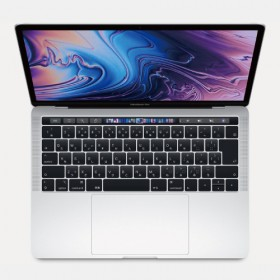 Notebook - Apple MacBook Pro Retina 13.3 *Mid 2019* (Intel Core i5 / 8GB / 256GB SSD) - Silver