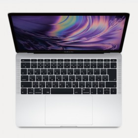 Notebook - Apple MacBook Pro Retina 13.3 *Mid 2017* (Intel Core i5 / 8GB / 128GB SSD) - Silver