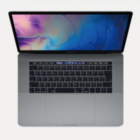 Notebook - Apple MacBook Pro Retina 15.4 *Mid 2019* (Intel Core i7 / 16GB / 256GB SSD) - Space Gray