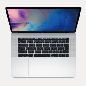Notebook - Apple MacBook Pro Retina 15.4 *Mid 2019* (Intel Core i7 / 16GB / 256GB SSD) - Silver
