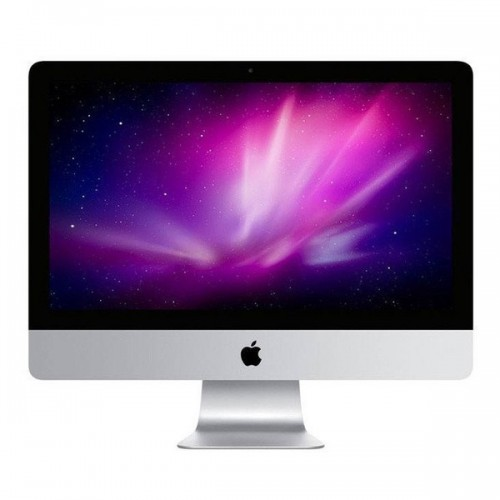 "Apple iMac (Core i5 / 8GB / HDD 500GB / DVD / 21.5"" Full HD) *Used, very nice condition*"