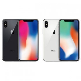 Apple iPhone X 256GB *Unlocked* (A1865) - *HongKong Version*