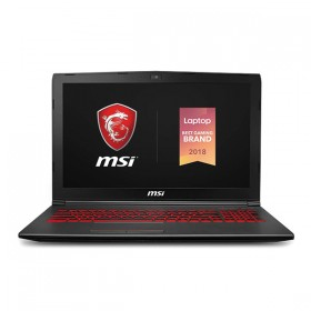 "NOTEBOOK (US model) - MSI GV62 (Intel Core i5 / 8GB / 256GB SSD / 15.6"" / Win10)"
