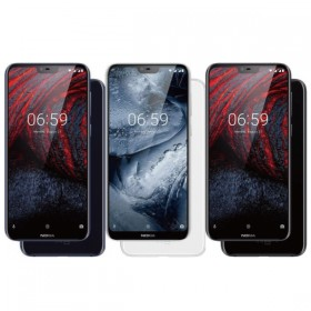 Smartphone Nokia 6.1 Plus (4GB/64GB) - Factory Unlocked