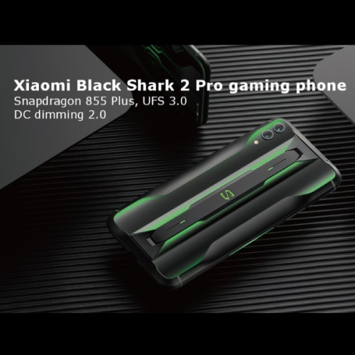 Smartphone Xiaomi Black Shark 2 Pro (8GB/128GB) - Factory Unlocked