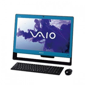 "Desktop - SONY VAIO J (Core i3 / 4GB / HDD 500GB / DVD / 21.5""(Full HD) / Win10)  *Refreshed PC*"