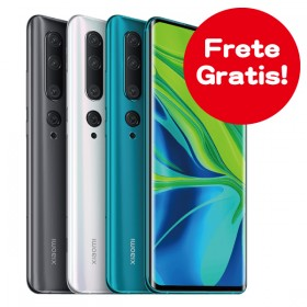 Smartphone Xiaomi Mi Note 10 (6GB/128GB) - Factory Unlocked