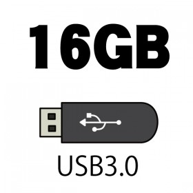 USB Flash Memory - 16GB (USB3.0)