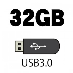 USB Flash Memory - 32GB (USB3.0)