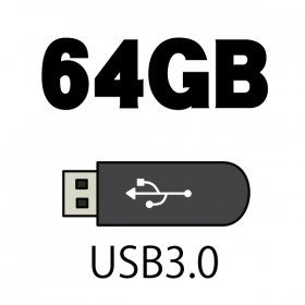 USB Flash Memory - 64GB (USB3.0)