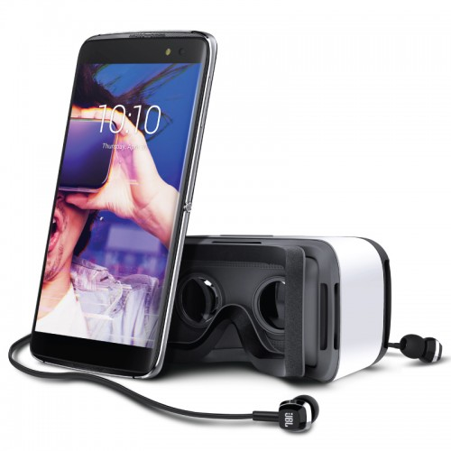 Smartphone alcatel IDOL4 *with VR unit* - Factory Unlocked