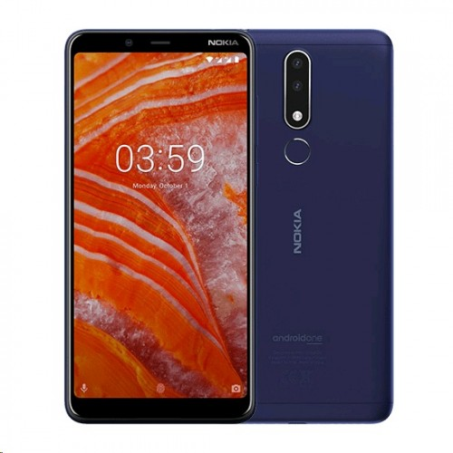 Smartphone Nokia 3.1 Plus Dual (TA-1104) (3GB/32GB) - Factory Unlocked