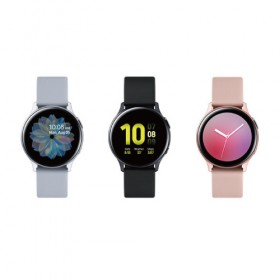 SAMSUNG Galaxy Watch Active2 (Wi-Fi model / 40mm / Aluminium)