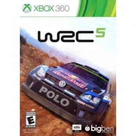 WRC 5 - Xbox 360 (USA)