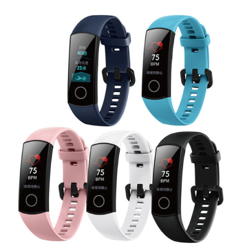 Huawei Smart Band 4 -TouchScreen / Android / iOS / Waterless