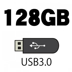 USB Flash Memory - 128GB (USB3.0)