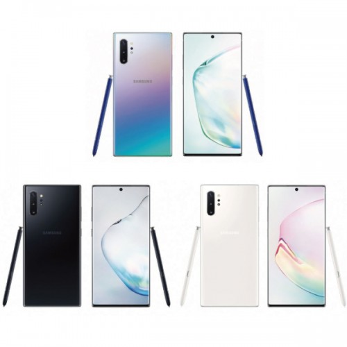 Smartphone SAMSUNG Galaxy Note10+ (12GB/512GB) - Factory Unlocked